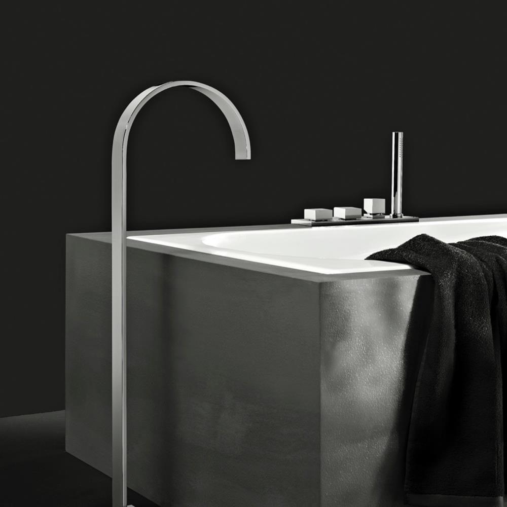 Włoskie baterie umywalkowe, prysznicowe oraz kuchenne