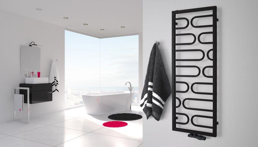 Włoskie Ekskluzywne łazienkowe Grzejniki Dekoracyjne